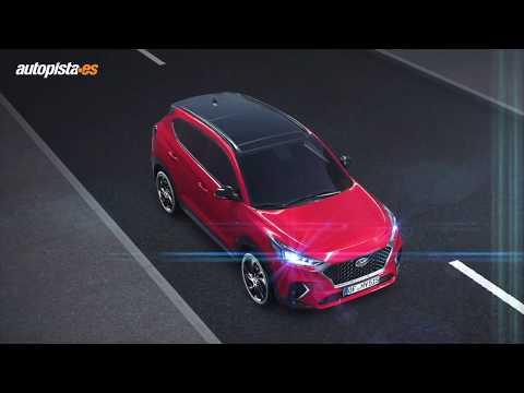 Hyundai Tucson Mild Hybrid 48V: así funciona el SUV micro híbrido diésel | Autopista.es