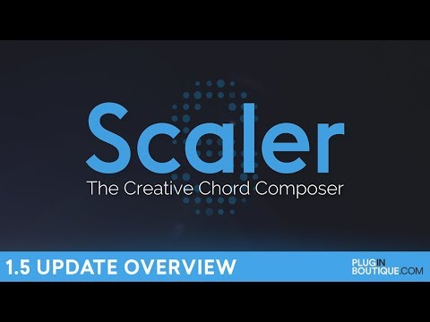 Plugin Boutique Scaler | 1.5 Update - Introducing Guitar Fretboard & Strumming Feature