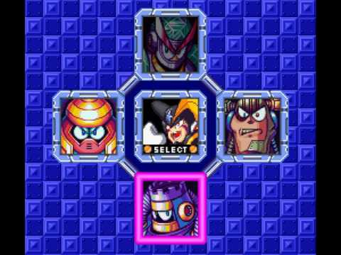 Mega Man Bass (SNES)(ROM Hack) Game Clear w/ Cutscenes~ (HD60)