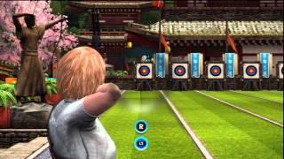 ¿Romper el mando corriendo? (summer stars 2012 demo PS3)