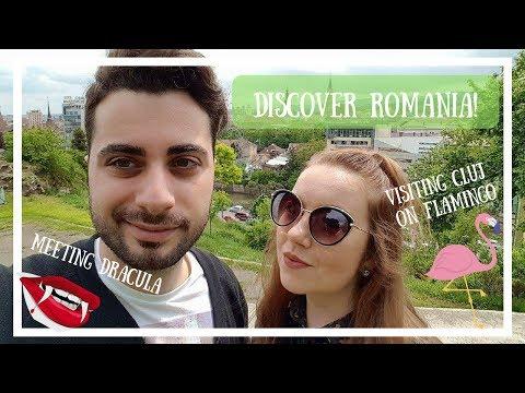 Discover Romania | Cluj Napoca on flamingo Târgu Mureș with Dracula