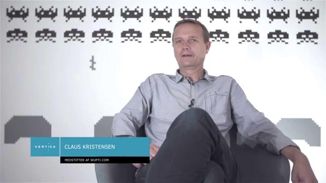 Historien om Wupti.com ved medstifter Claus Kristensen (Sæson 1, afsnit 1 af 10) - YouTube