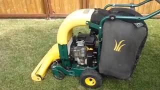 Yard Man Chipper/ Shredder/ Vacuum