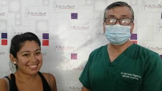 Foreign patient testimony from New York,  It was done Tummy Tuck in Ecuador