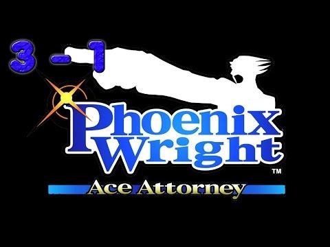 Phoenix Wright: Ace Attorney (Case 3, Part 1) -- Turnabout Samurai