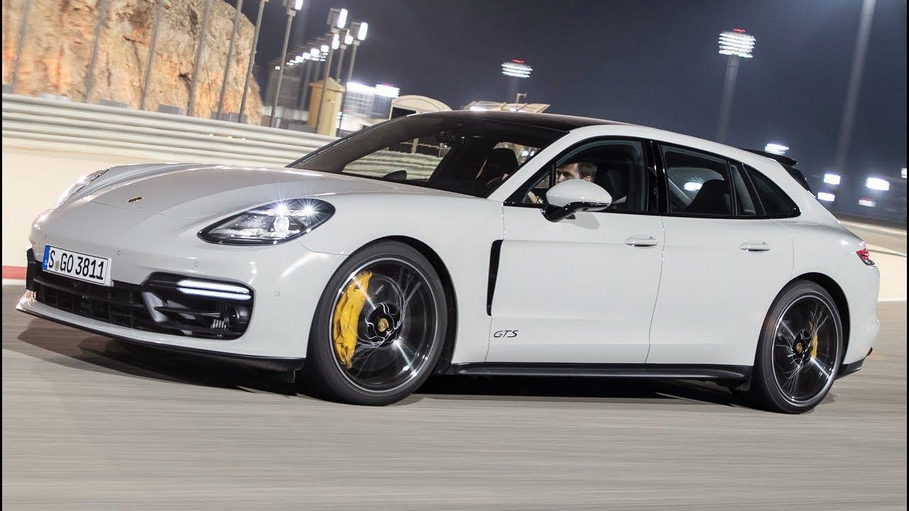 Crayon Porsche Panamera Gts Sport Turismo Outstanding Performance Youtube