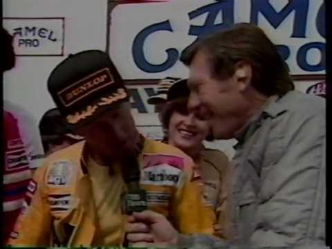 1983 Daytona 200 Kenny Roberts