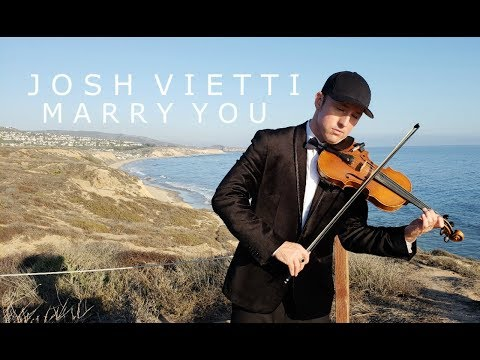 Wedding Dream Song - Marry You - Josh Vietti Violin