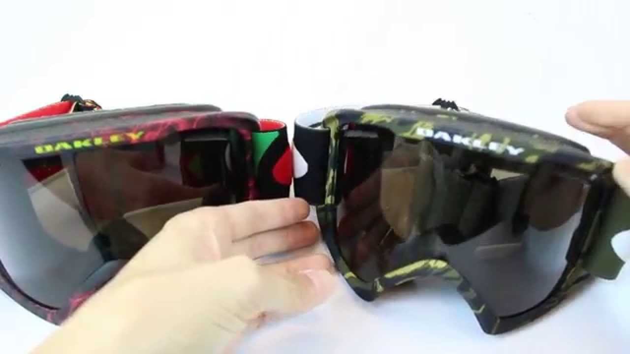 0f7dce32bdd5 Oakley O2 XL Snowboard Ski Goggle Video Review - YouTube