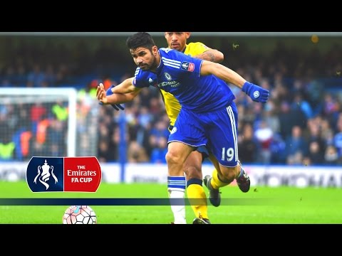 Chelsea 2-0 Scunthorpe - Emirates FA Cup 2015/16 (R3)   Goals & Highlights