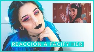 Reacción a Pacify Her - Melanie Martinez (Official Music Video)