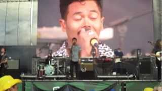The Temper Trap - Sweet Disposition (Lollapalooza 2013 São Paulo)
