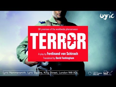 Audience reactions for TERROR at the Lyric Hammersmith