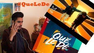 Rauw Alejandro X Nicky Jam - Que Le Dé    Reacción