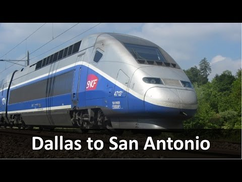 Texas High Speed Rail