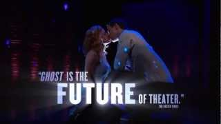 GHOST THE MUSICAL: Feeling Is Believing Commercial