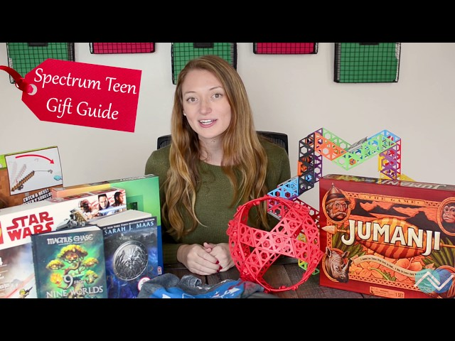 Spectrum Teen Gift Guide 2018
