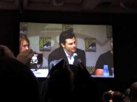 Smallville Comic Con 2009 Part 2 - Batman nabs Tom Welling