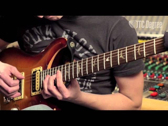 Clair De Lune arranged for electric guitar - Paul Bielatowicz