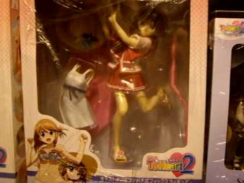 My Anime Figures (Part 3 Of 5): To Heart Pia Carrot Da Capo Idolmaster Shining Wind