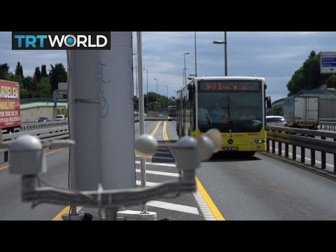 Traffic Turbine: New device harnesses energy from busy roads
