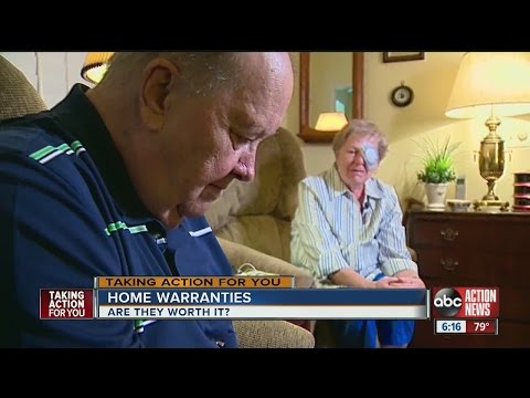 Home warranties: Are they worth the money or a waste of your hard earned dollars?