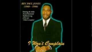Paul Jones Wounded