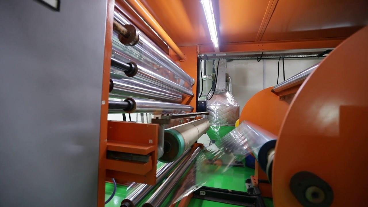 Suddha Group- PVDC Coating Machine