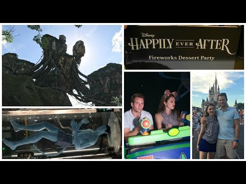 Flight of Passage & Happily Ever After Dessert Party
