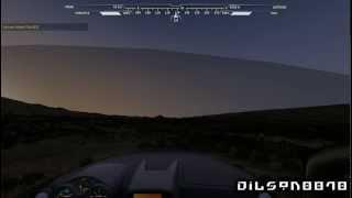 Microsoft Flight 2012 Gameplay #1 (i7 2600K + HD 6870)