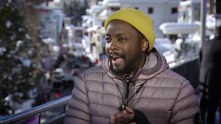 will.i.am on the impact of AI   World Economic Forum