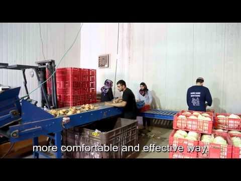 Promotional film for the Voluntary association - Leket Israeli