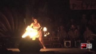 16 Weekend In Polynesia Female Fire Knife Warrior Winner Jeralee Galeai