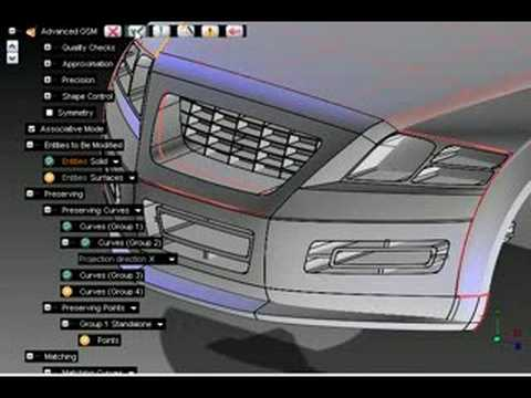 Think3 cad software youtube for Truck design software