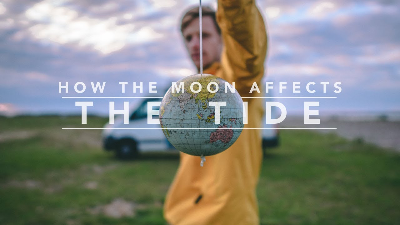 05 // HOW THE MOON AFFECTS THE TIDE