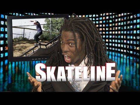 SKATELINE - Ryan Sheckler, Miles Silvas, Paul Rodriguez, Jake Anderson Pro
