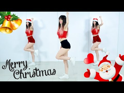 Merry Christmas Dance Choreography Kids   Coreografia De Natal - Jingle Bells Remix   Taty Macieski