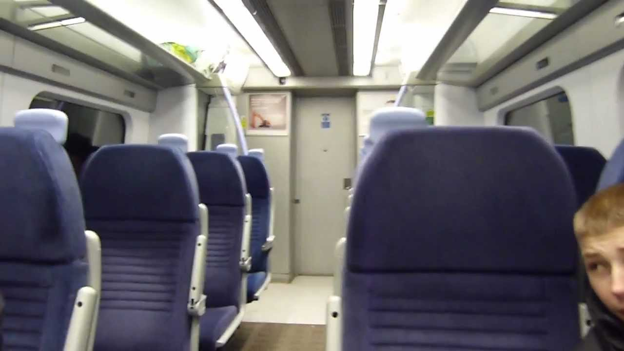 A Detailed Look Inside The Southeastern Hitachi Class 395
