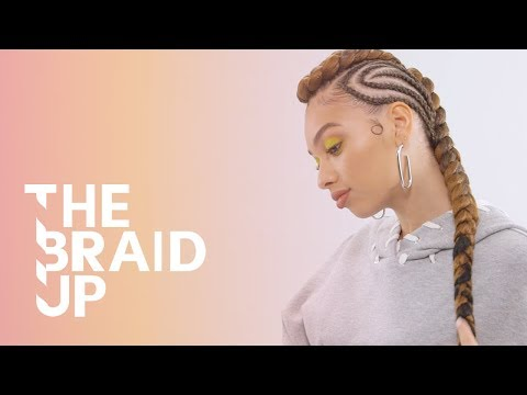 Download Youtube: How To Create a Mohawk Braid - The Braid Up | Episode 14 | Cosmopolitan