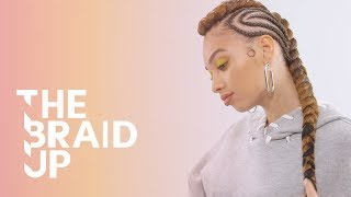 How To Create a Mohawk Braid - The Braid Up | Episode 14 | Cosmopolitan