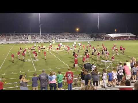 Sardis High School Band 9/11/20