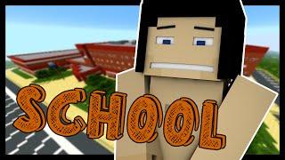 Minecraft School - NAKED! #13 | Roleplay Adventure
