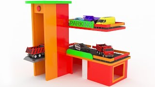 Colors for Children to Learn with Street Vehicles & Cars Colours for Kids to Learn, Videos Cars 9