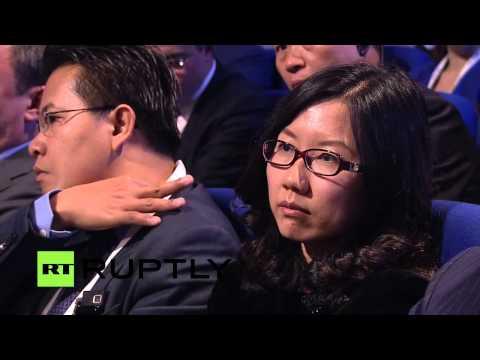 LIVE: Putin speaks at Eastern Economic Forum in Vladivostok
