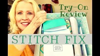 Stitch Fix Unboxing & Try On Review || March 2019