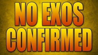 NO EXO SUITS CONFIRMED IN INFINITE WARFARE!
