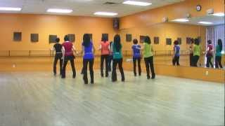 Balada - Line Dance (Dance & Teach in English & 中文)