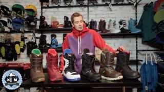 X3M Обзор: Сноубордические ботинки Burton