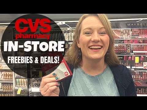 CVS IN-STORE VIDEO 3/3-3/9 Cheap Cheerios, FREE Deodorant, Bodywash, Cosmetics, Paper Promo & More!