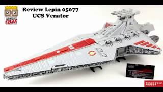 UCS Venator - Lepin 05077 - 100 Abonnenten Special German